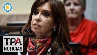 Cristina Fernández de Kirchner recusó a Bonadio | #TPANoticias