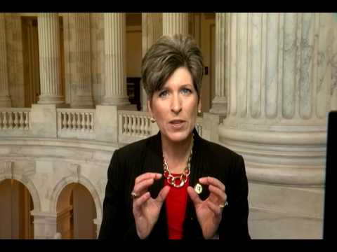 IA Senator Joni Ernst talks to KHQA in this Connect to Congress