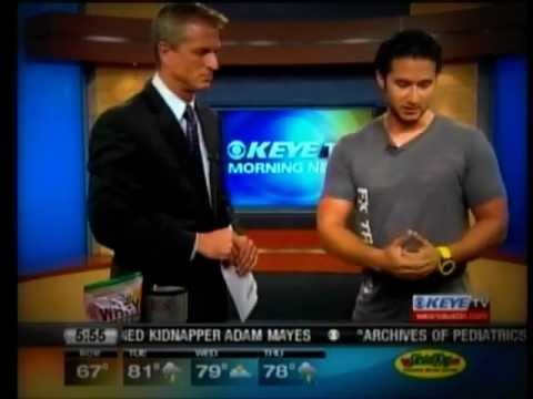How to Pre-Fuel for your Workout on KEYE in Austin