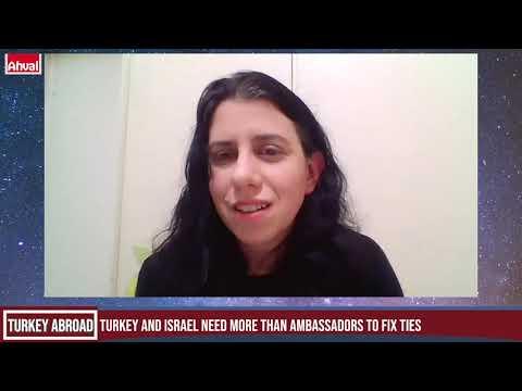 Turkey And Israel Need More Than Ambassadors To Fix Ties