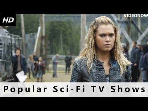 Most Popular SciFi TV Series  2017