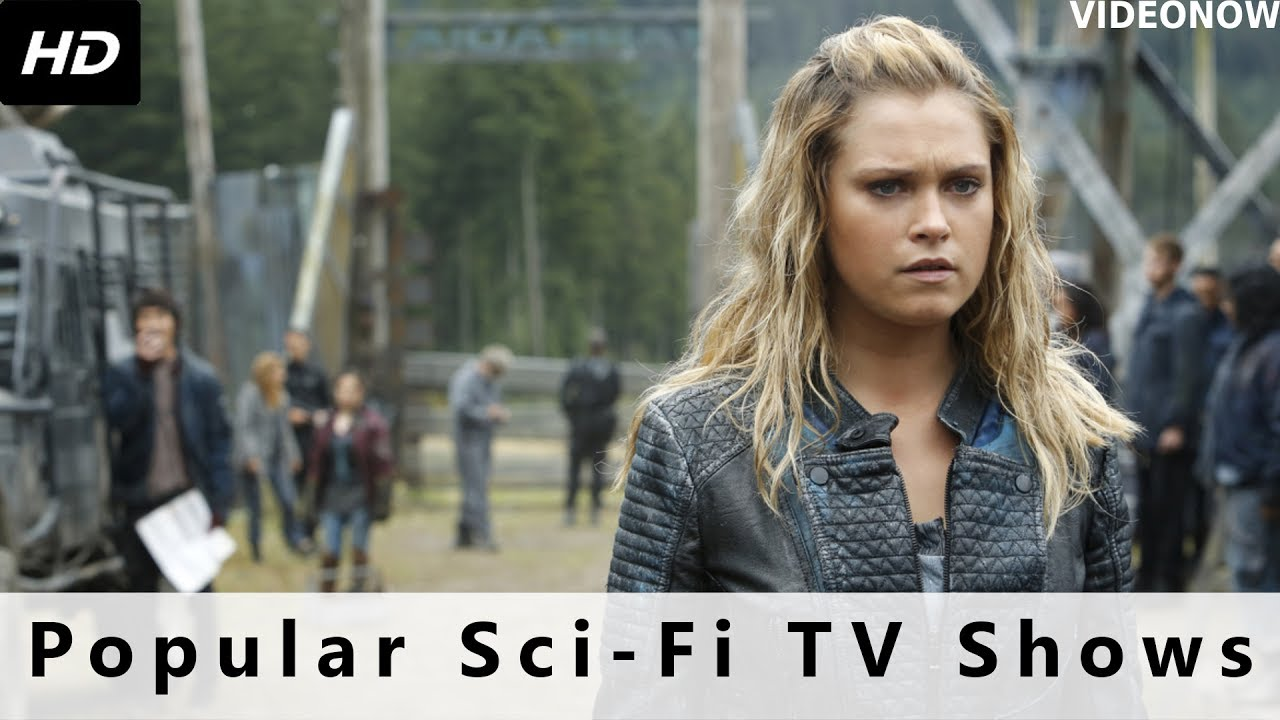 Most Popular Sci-Fi TV Series - 2017 - YouTube