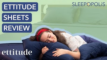 Ettitude Sheets Review - Bamboo Bedding for Eco-Friendly Sleep?