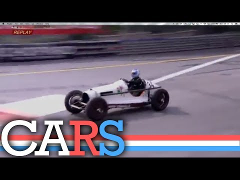 Monaco Grand Prix Revival / Historical Racing Cars and Spinouts