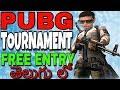 Tournament PAYTM ON SCREEN చికెన్ డిన్నర్ నాటు కోడి Stream | PUBG తెలుగు | Pubg Mobile | #44
