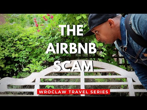 HOW TO AVOID AIRBNB SCAMS IN ANY COUNTRY   Poland Travel Guide   [AIRBNB TOUR]