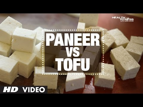 PANEER vs TOFU - Which is better PROTEIN option? Info by Guru Mann