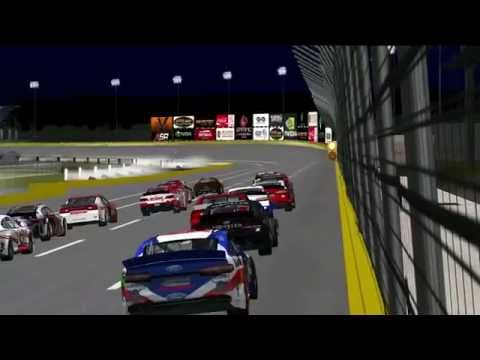 2015 ASRX Sim Factory Leagues All Star Race