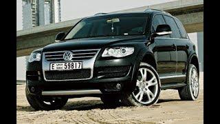 VW Touareg за 180000 рублей / 3000 $. #Покупка #Авто #Дубай