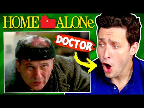Doctor Reacts To Home Alone Injuries indir