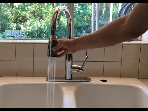 Ep 29 Plumbing Installing The Peerless P88103lf Sd L Faucet Youtube