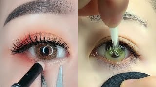 Beautiful Eye Makeup Tutorial Compilation ♥ 2019 ♥ Part 46