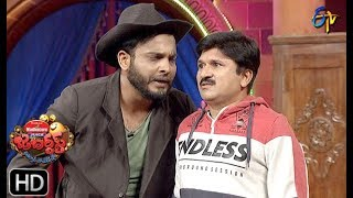 Rocket Raghava Performance | Jabardasth | 28th February 2019  | ETV  Telugu