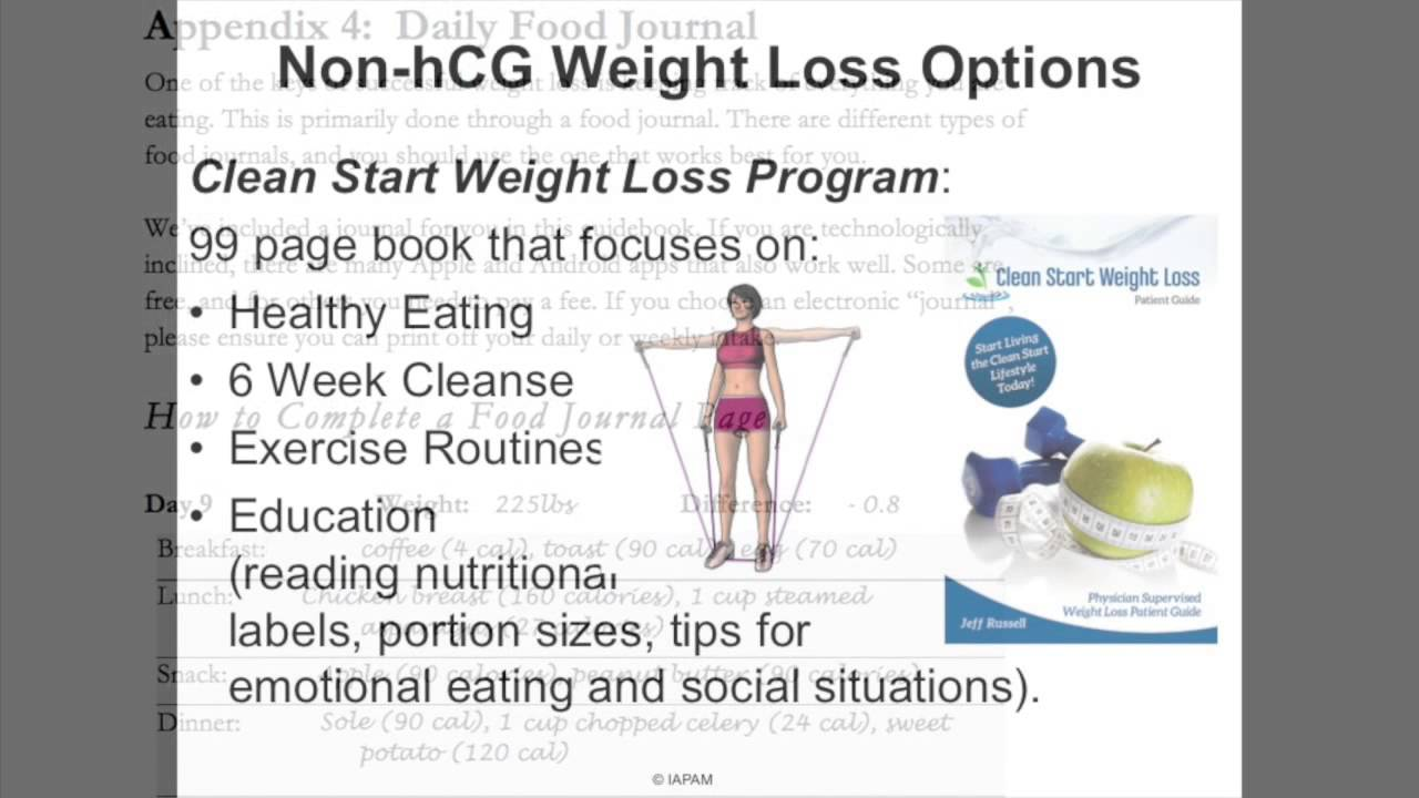how to start a weight loss program