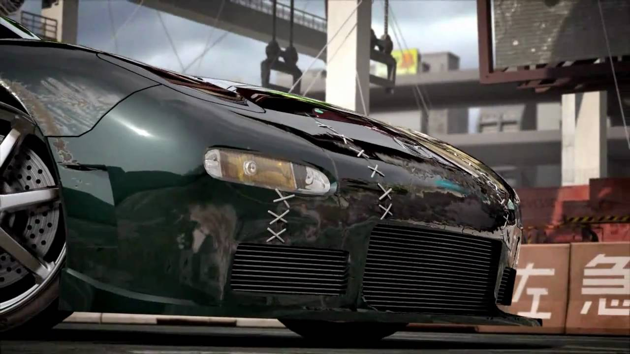 Need for Speed ProStreet Download - PCC …