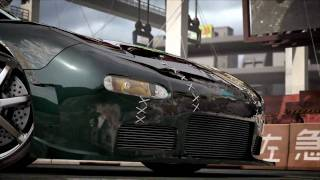 NFS PRO STREET INTRO ORIGINAL [OFFICIAL] 720P HD # PS3 # XBOX 360 # PC #