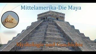 Mittelamerika - Die Maya - Kristallschädel 💎  und Langschädel