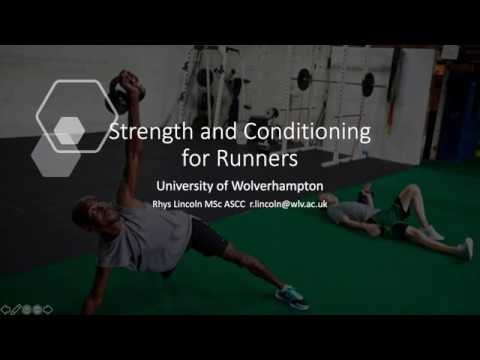 Strength and Conditioning for Runners Lecture