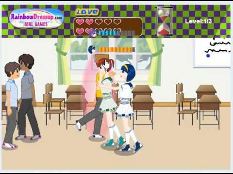 school flirting games for girls downloads pc