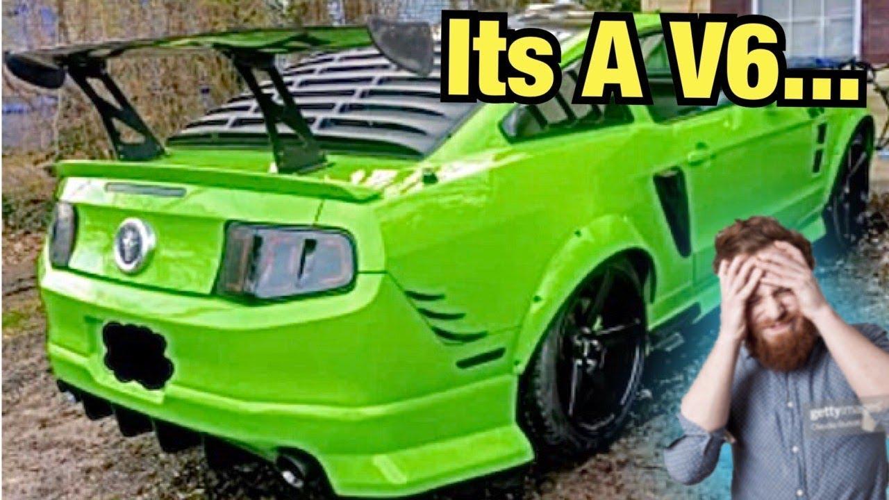 ROASTING Meine Abonnenten Autos !!! - Sind sie alle Ricers?!? + video
