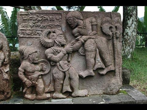 Rahasia Relief Di Candi Sukuh Temple Karanganyar Youtube