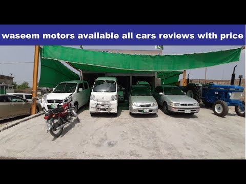 waseem motors available all cars reviews with price