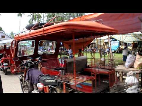 Malatapay Market, Philippines