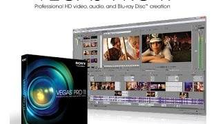 How to install Sony Vegas Pro 11 32-bit +Crack