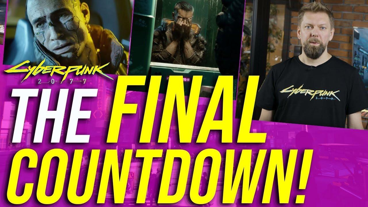 Cyberpunk 2077 News - FINAL Developmental Phase & BRUTAL Story Affects Voice Actors! thumbnail
