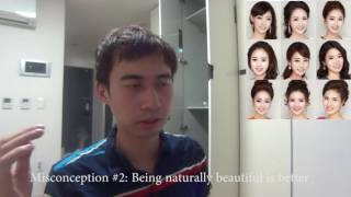 Vlog - the TRUTH about Korean girls and plastic surgery