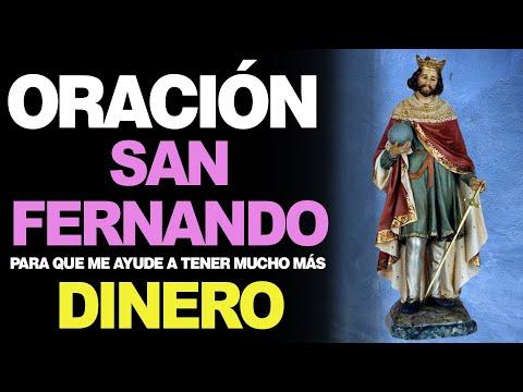 🙏 Oración Poderosa a San Fernando PARA CONSEGUIR DINERO 💵