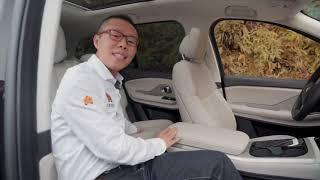 Nio ES8 Electric SUV Interior and Exterior review Part 1