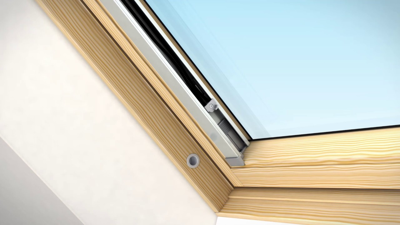 Velux solar powered blinds for Velux solar skylight tax credit