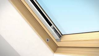 Download lagu Solar Powered Loft Blinds for VELUX FAKRO DAKSTRA and RoofLITE windows