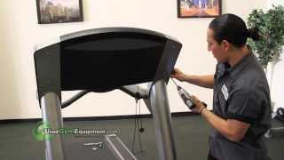 How To Assemble Life Fitness ( Lifefitness ) 95Ti and 97Ti Treadmills