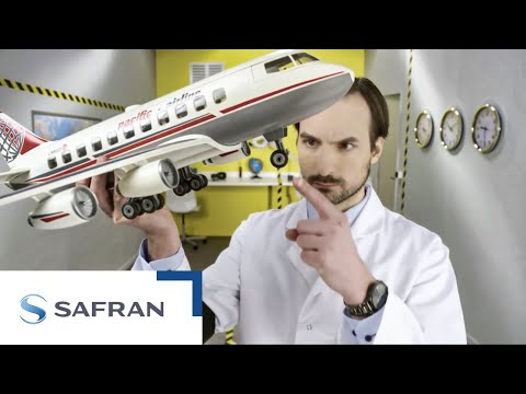 EP9: how does a landing gear work?  | Safran