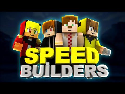 Oyun Fena Fake Attı  -5- Minecraft: Speed Builders