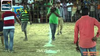 SADHUWALA (Ferozepur) kabaddi Tournament Sep-2014 (HD). Part 4th