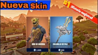 "*New Skin*War Dog-!"" Fortnite: Battle Royale"