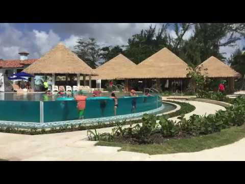 8be0a787ae7bd Sandals Royal Barbados beach and Seaside Infinity Pool. Lynn at Alpha  Travel 919-467-5020