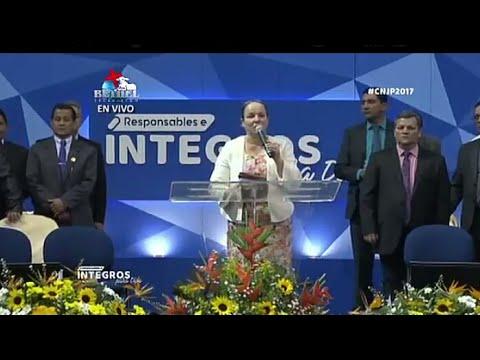 GUARDANDO NUESTRO CORAZÓN l HNA CARMEN DE MARTÍNEZ l CONVENCIÓN DE JOVENES COLOMBIA 2017