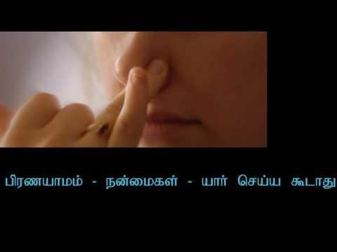 பிரணயாமம் என்றால் என்ன | யார் செய்ய கூடாது? | நன்மைகள்| Pranayama benefits in tamil
