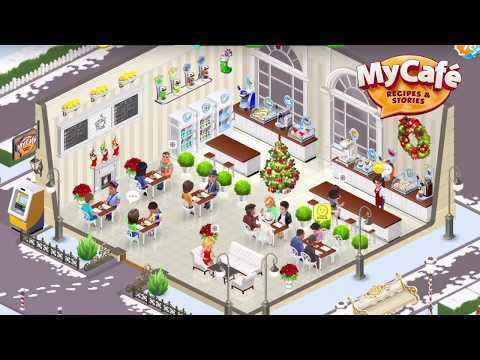 My Cafe Restaurant Game Serve Manage Decorate Apps On Google Play