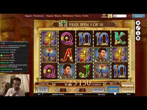 online casino slots book of raw
