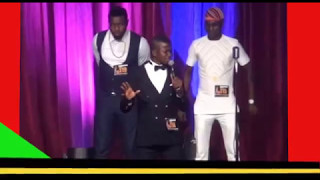 Short Family comedian appear as real Devil in a Church in Lagos