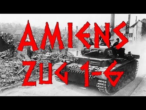 Panzer Marsch! Panzer Corps VAAR GC'40: Amiens Zug 1-6