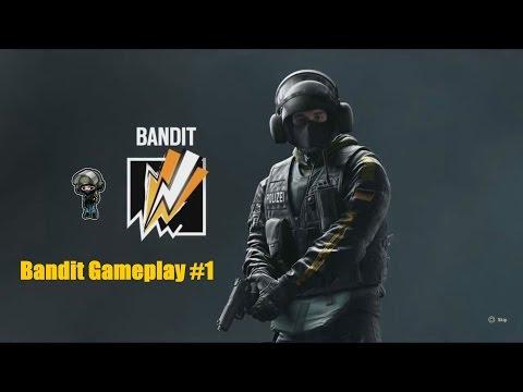 rainbow 6 siege bandit gameplay türkçe