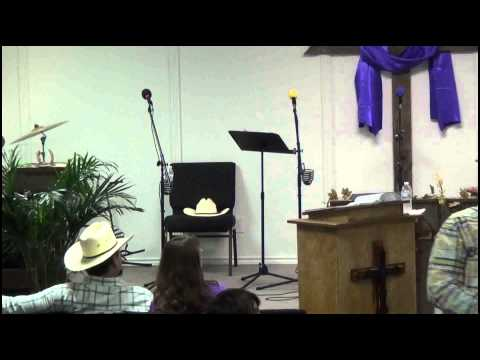 3 Rockin Country Church Guest Pastor James Dyson's Message 5 17 2015