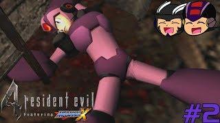 Mega Man Zombie Hunter X4 (Resident Evil 4 Mod) - Part 2: Teaming Up with Zero