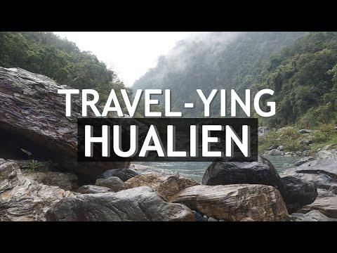 Travel-ying Hualien Taiwan (花蓮台灣)